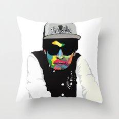 WPAP#2 Throw Pillow