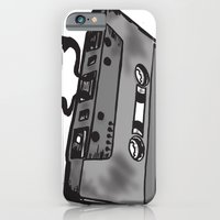 Death of a MixTape! iPhone 6 Slim Case