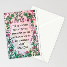 Roald Dahl Stationery Cards