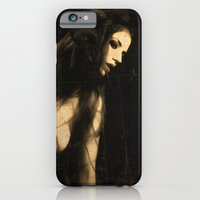 iPhone & iPod Case featuring The devil in me by Mi Nu Ra