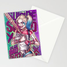 We are Bad Guys Stationery Cards