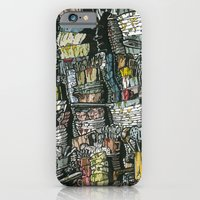 Dirty dishes iPhone 6 Slim Case