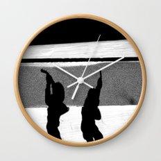 ShadowS Of The Dead Wall Clock