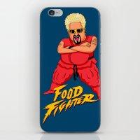 Food Fighter iPhone & iPod Skin