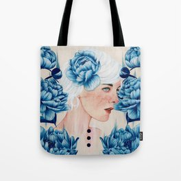 Tote Bag - One With Me II - The White Deer