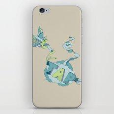 Tap iPhone & iPod Skin