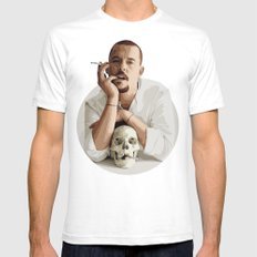 Savage Beauty Mens Fitted Tee White SMALL