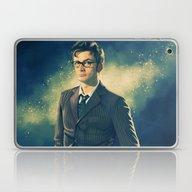 David Tennant - Doctor W… Laptop & iPad Skin