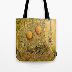 Killer Pasta Tote Bag