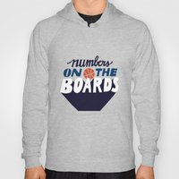 Numbers on the Boards Hoody