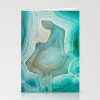turtle Stationery Cards featuring THE BEAUTY OF MINERALS 2 by Catspaws