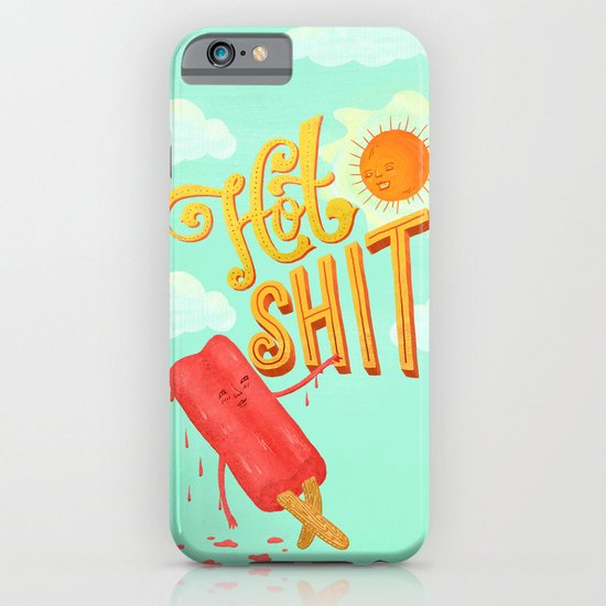 Hot Shit iPhone & iPod Case