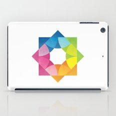 Blending Logo iPad Case