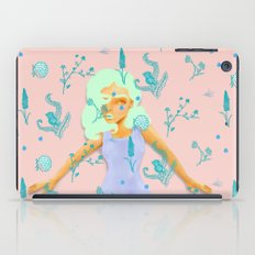Design Based in Reality Pink iPad Case