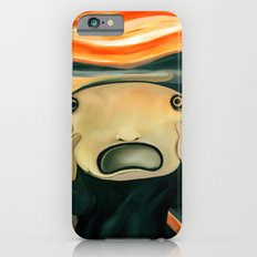 The Scream iPhone 6s Slim Case