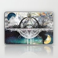 TwoWorldsofDesign Laptop & iPad Skin