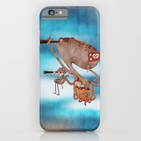 iPhone & iPod Case featuring Pirates by José Luis Guerrero