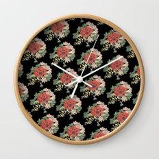 Flos II Wall Clock
