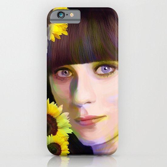 Zooey Deschanel iPhone & iPod Case