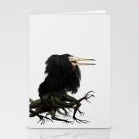 Twitchy Vukka Stationery Cards