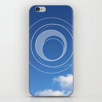 Sky Bubble iPhone & iPod Skin