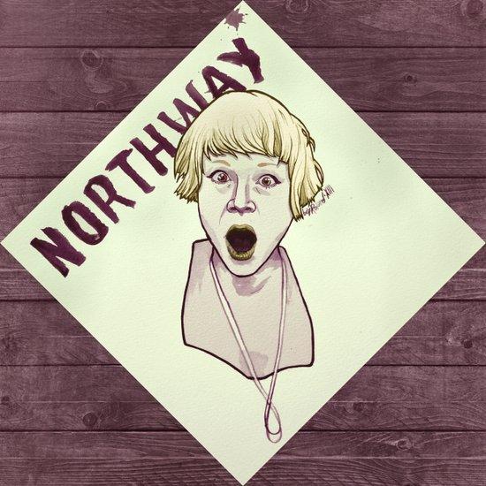 Northway Canvas Print