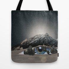 Earth Eye Tote Bag