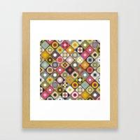 parava diagonal Framed Art Print
