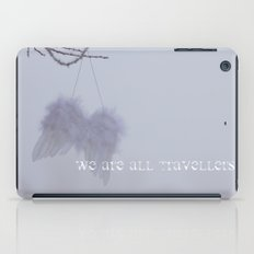 WE ARE ALL TRAVELLERS iPad Case