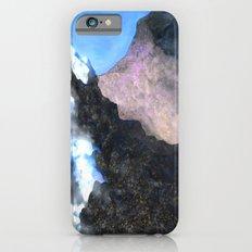 Canadian Mountain Scene Slim Case iPhone 6s