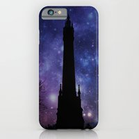 iPhone & iPod Case featuring Water Tower-Victorian by Dawn East Sider