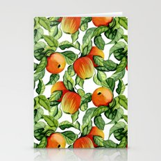 Ripe Apples Stationery Cards