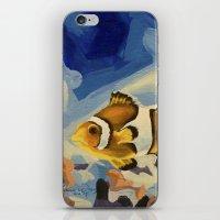 Clownfish iPhone & iPod Skin