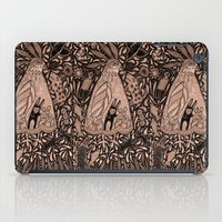 Dangers in the Forest iPad Case