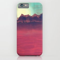 Distant Mountains Slim Case iPhone 6s