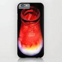 Burning Campari iPhone 6 Slim Case