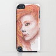 Fox Girl iPod touch Slim Case