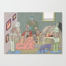 Century House Canvas Print