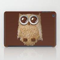 Owlmond 2 iPad Case