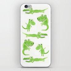 Alligator 2 iPhone & iPod Skin