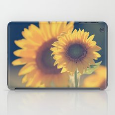 Sunflower 02 iPad Case