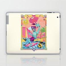 surfeur Laptop & iPad Skin