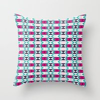 Arrow Pattern Throw Pillow