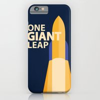 One Giant Leap iPhone 6 Slim Case