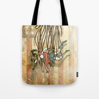 Where love went to die or american woman Tote Bag