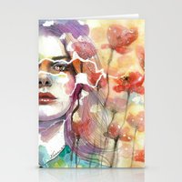 Summer's Yearnings Stationery Cards