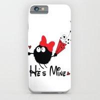 He's Mine iPhone 6 Slim Case