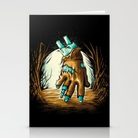 The Return! Stationery Cards