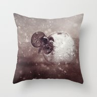 Harsh Conditions Throw Pillow