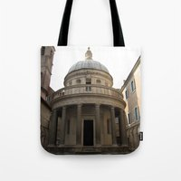 Bramante's Tempietto Tote Bag